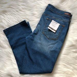Anthropologie Hi Rise Bootcut Pilcro Jeans Sz 32 ✨